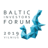 BIF – Baltic Investors Forum 2019